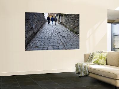 Cobbled Back Street, Beyoglu-Phil Weymouth-Wall Mural