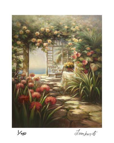 Cobblestone Cove I-Roberto Lombardi-Giclee Print