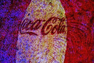 Coca-Cola-Andr? Burian-Photographic Print