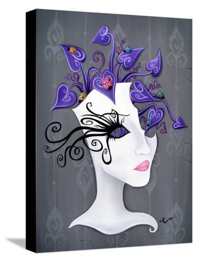 Coccinella-Elaina Soto-Stretched Canvas Print