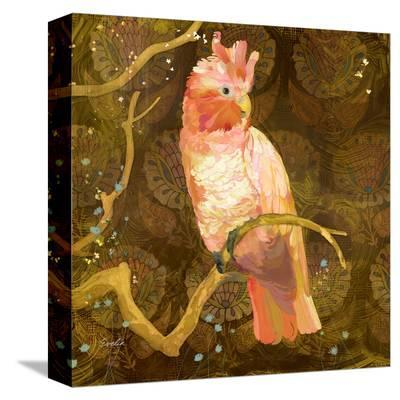 Cockatoo--Stretched Canvas Print