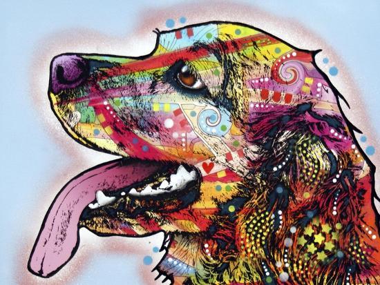Cocker Spaniel-Dean Russo-Giclee Print