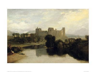 Cockermouth Castle, 1810-J^ M^ W^ Turner-Giclee Print