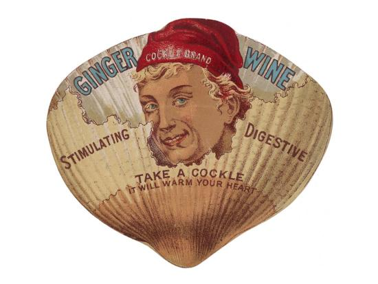 Cockle's Ginger Wine - Stimulating, Digestive--Giclee Print