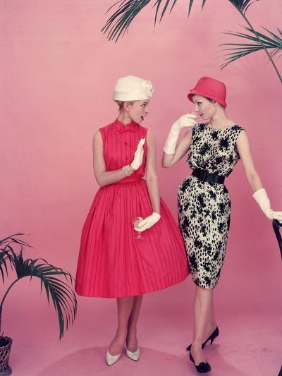 Cocktail Conversation-Archive Photos-Photographic Print