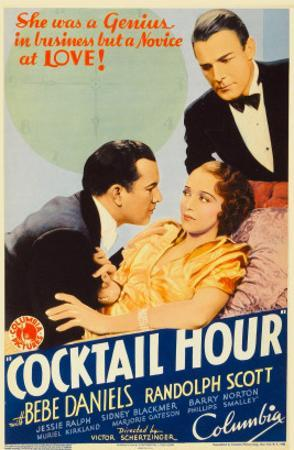 Cocktail Hour, 1933