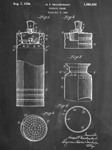 Cocktail Shaker Construction Patent