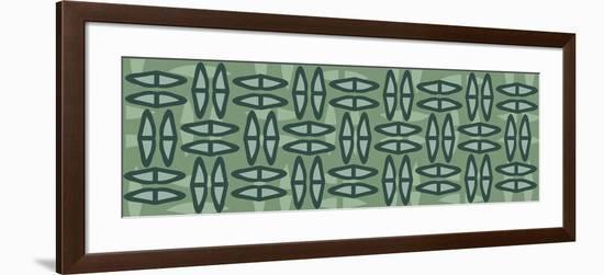 Coco Bamboo Forest-Belen Mena-Framed Giclee Print