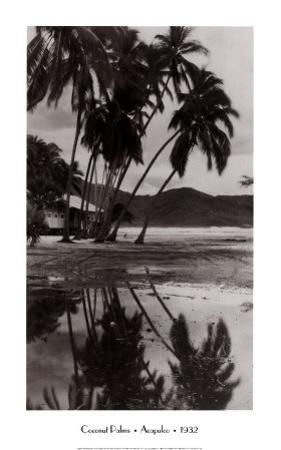 Coco Palms, Acapulco, 1932