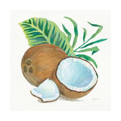 Coconut Palm II-Mary Urban-Art Print