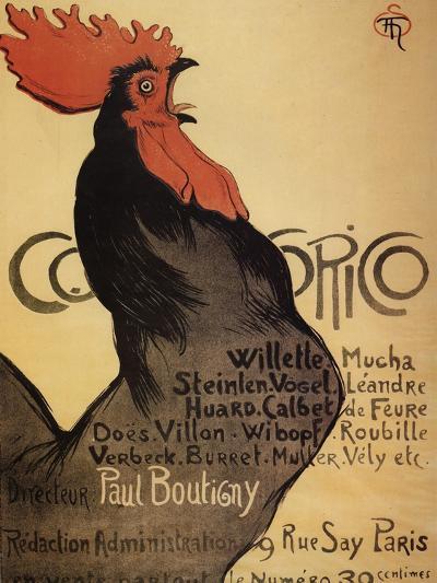 Cocorico Cteinlen--Giclee Print