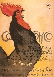 Cocorico, Rooster