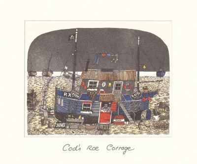 Cod's Roe Cottage-Chad Coleman-Premium Giclee Print