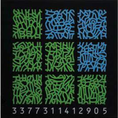 Code 3377312-Jean Paul Albinet-Limited Edition