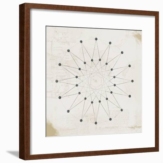Codex III-Ken Hurd-Framed Giclee Print