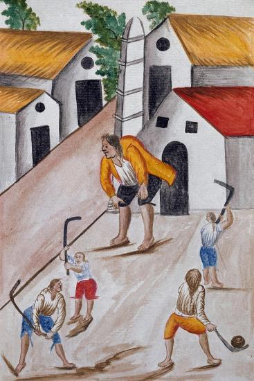 Codice Trujillo Del Perú-Baltasar Jaime Martínez Compañón-Giclee Print