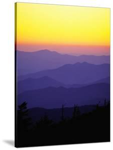 Great Smoky Mountains at Twilight by Cody Wood