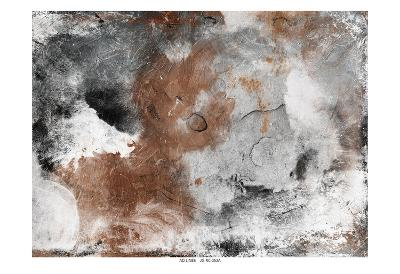 Coffee Abstract-Jace Grey-Art Print