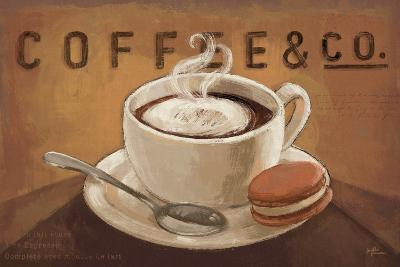 Coffee and Co V-Janelle Penner-Art Print