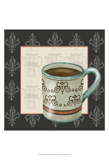 Coffee Break II-Jade Reynolds-Art Print