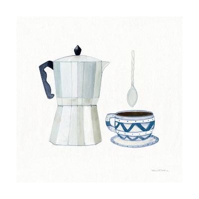 Coffee Break VII-Kathleen Parr McKenna-Art Print