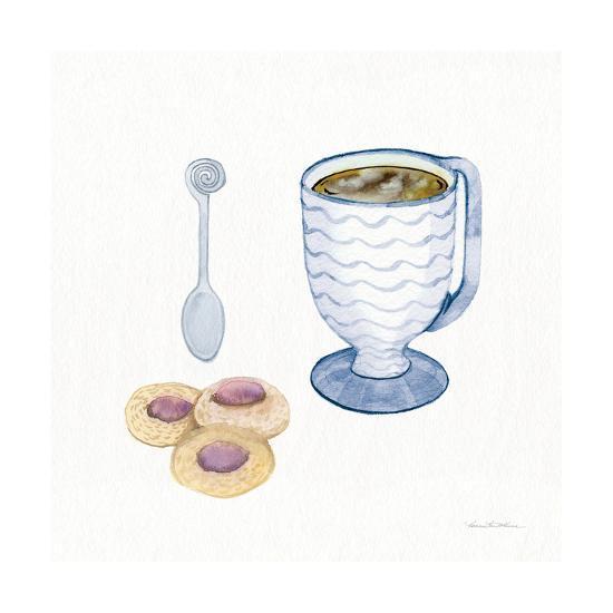 Coffee Break X-Kathleen Parr McKenna-Art Print