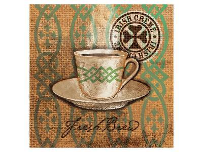 Coffee Cup Brew-Alan Hopfensperger-Art Print