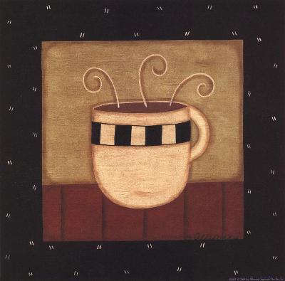 Coffee Mug IV-Sue Allemand-Art Print