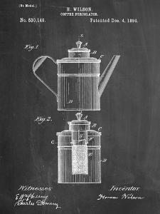 Coffee Percolator Patent