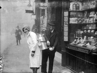 Coffee Seller 1930S--Photographic Print