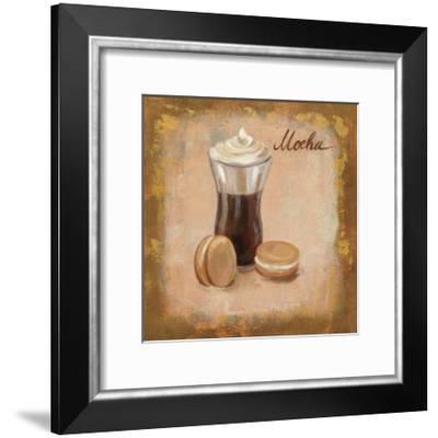 Coffee Time I-Silvia Vassileva-Framed Art Print