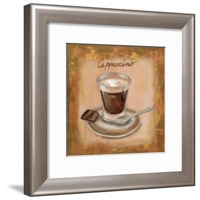 Coffee Time III-Silvia Vassileva-Framed Art Print