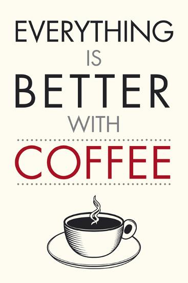 Coffee Time-Tom Frazier-Art Print