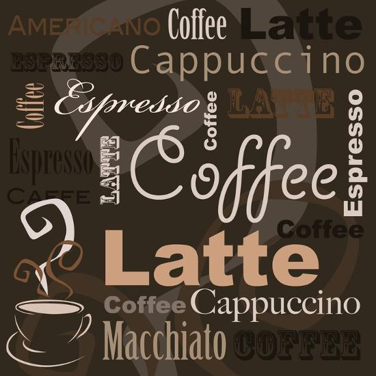 Coffee-leeser-Art Print