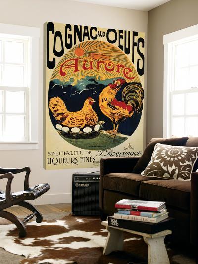 Cognac aux Oeufs-Studio Clicart-Loft Art
