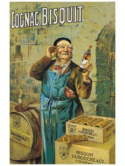Cognac Bisquit--Art Print