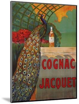 Cognac Jacquet, circa 1930-Camille Bouchet-Mounted Premium Giclee Print