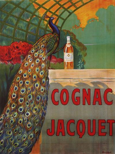 Cognac Jacquet, circa 1930-Camille Bouchet-Giclee Print