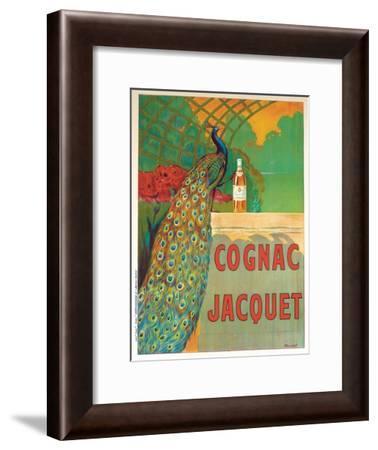 Cognac Jacquet-Camille Bouchet-Framed Giclee Print