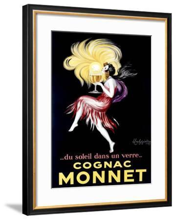 Cognac Monet--Framed Giclee Print