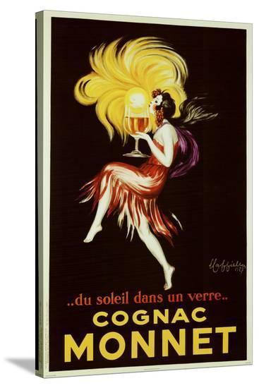 Cognac Monnet, c.1927--Stretched Canvas Print