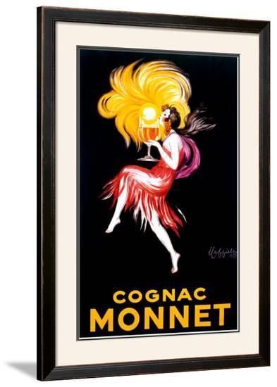 Cognac Monnet-Leonetto Cappiello-Framed Giclee Print