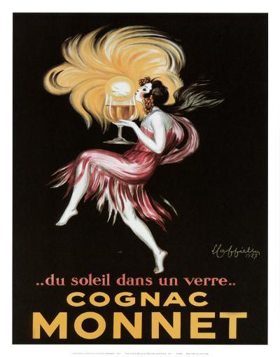 Cognac Monnet-Leonetto Cappiello-Art Print