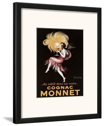 Cognac Monnet-Leonetto Cappiello-Framed Art Print