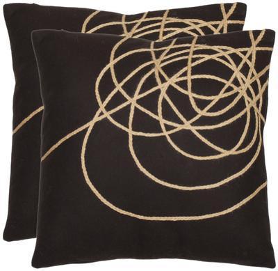 Coiled Darter Pillow Pair
