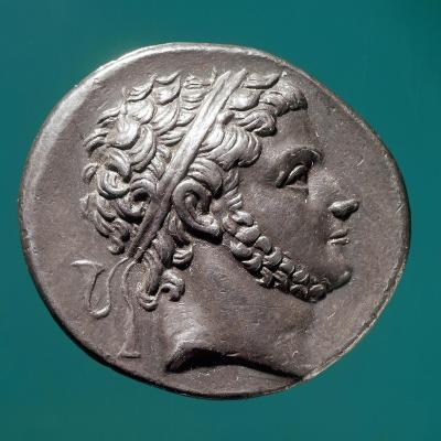 Coin Bearing Image of King Prusias of Bithynia, Hellenistic Coins, 3rd-2nd Century BC--Giclee Print