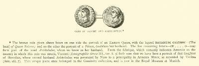 Coin of Salome and Aristobulus--Giclee Print