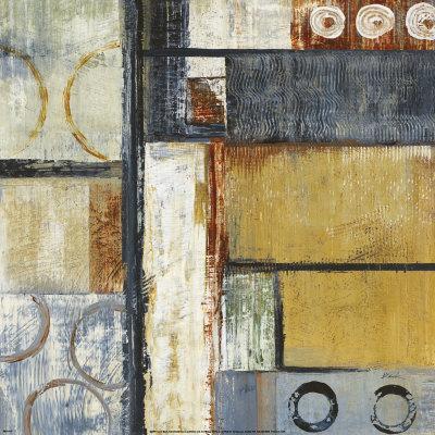 Coincidental Lines II-Carol Black-Art Print