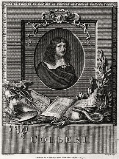 Colbert, 1774-J Collyer-Giclee Print