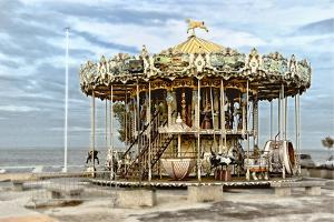 Arcachon Carousel by Colby Chester